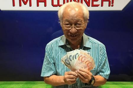 3 share TNP jackpot prize