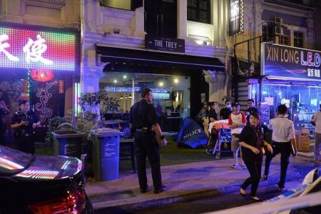 Argument over money turns into fatal stabbing at Jalan Besar