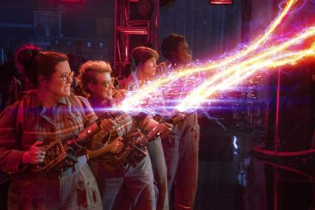 Win Ghostbusters movie premiums