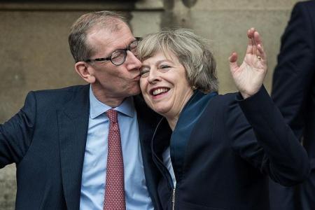 Meet Britain's second female PM