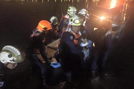 Body of missing boatman found