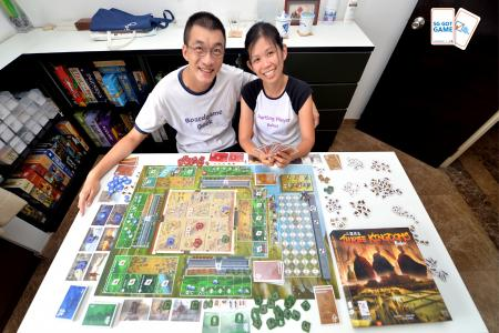 SG Got Game: Designing board games is her cure