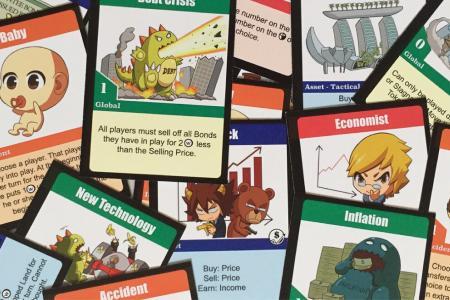 SG Got Game: Local card game helps make sense of finance