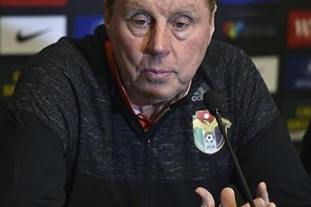 FA technical director speaks to Redknapp