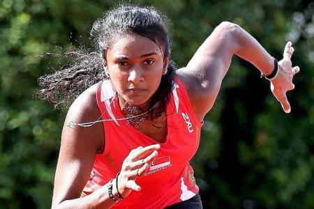 Precocious Priya in the spotlight