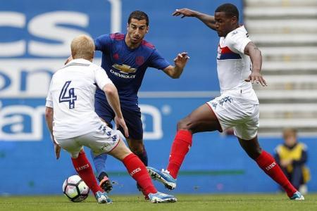 Jose off the mark