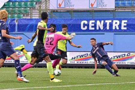 Tampines Rovers reach TNP League Cup semis