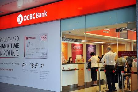 OCBC reports spike in phone scams impersonating them
