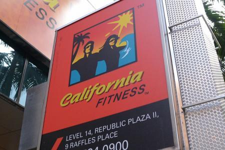 California Fitness goes broke, shuts down