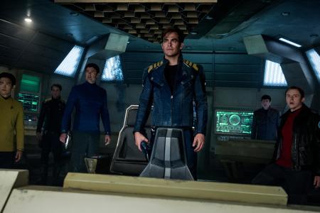 Win Star Trek Beyond movie premiums