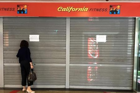 Members enraged by California Fitness' sudden closure