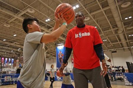 Jr. NBA programme to develop talent here