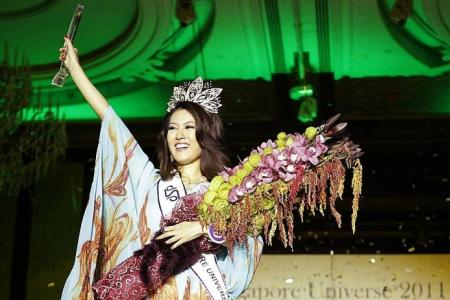 Miss Universe Singapore 2011 winner now has passion for fashion