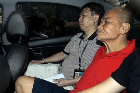 Man charged with Geylang murder