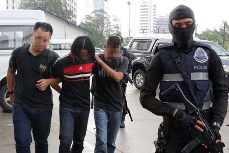 M'sia rounds up 14 ISIS militant suspects