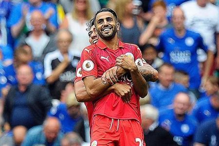 Leicester must not sell Riyad Mahrez