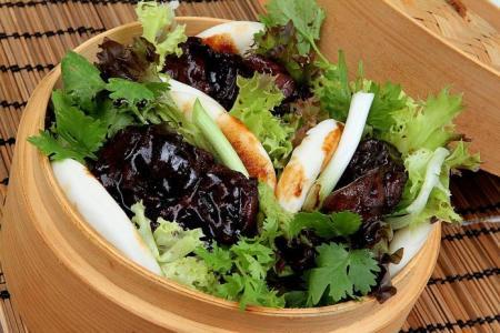 Hed Chef: Chicken bak bao