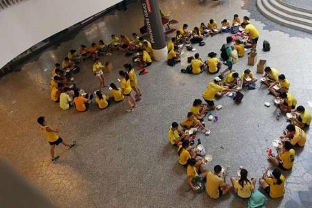 NUS to make orientation 'more meaningful'