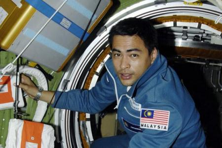 Malaysia's first astronaut turns entrepreneur