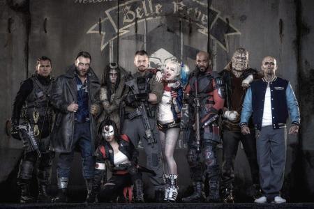 Win Suicide Squad movie goodies