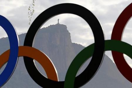 Rio gripped with Olympic fever