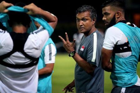 Sundram unfazed by tough Suzuki Cup draw