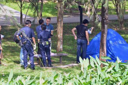 Woman's body found floating at Jurong Lake