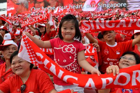 Celebrate National Day with our NDP-themed playlists