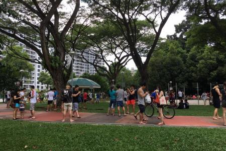 Where to go for Pokemon Go in Singapore