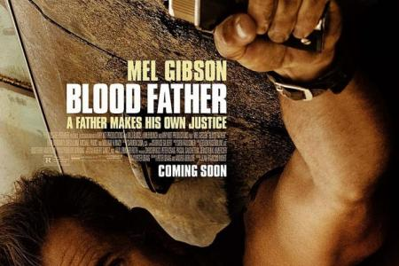 Poster Poser: Blood Father