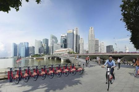 Is Singapore ready for bicycle-sharing system?