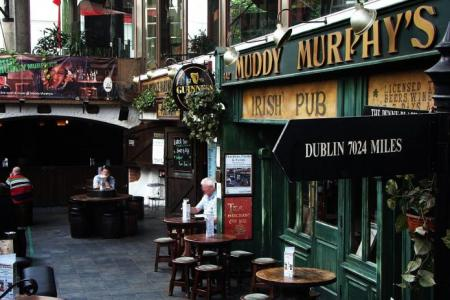 Muddy Murphy's returns to its original Claymore Road site