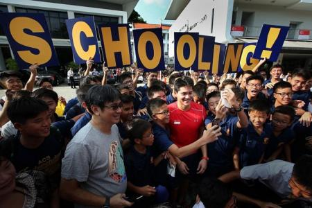 Divided over Schooling's viability
