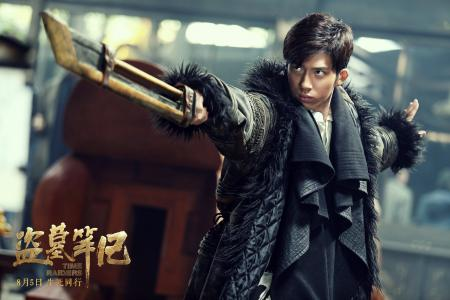 Movie Review: Time Raiders (PG13)