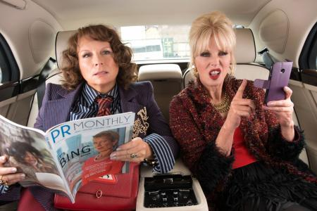 Movie Review: Absolutely Fabulous: The Movie  (NC16)