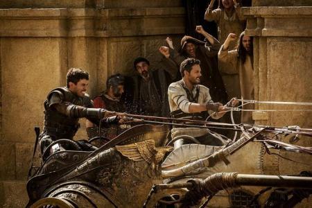 Movie Date: Ben-Hur (PG13)