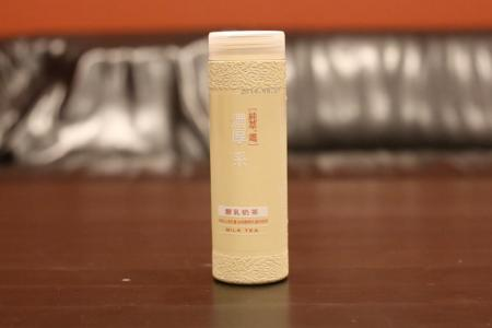 Sales of Chun Cui He milk tea stopped