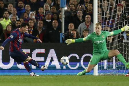 Barca draw 'not a nightmare' for City