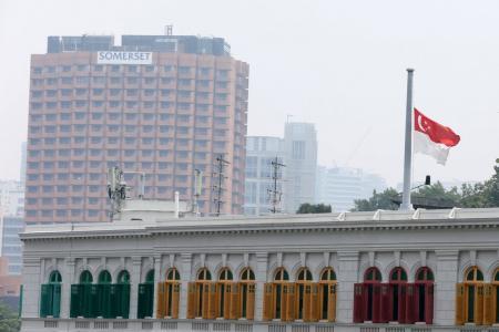 Singapore in 'no-haze' push