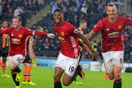 Rashford nets late winner for United