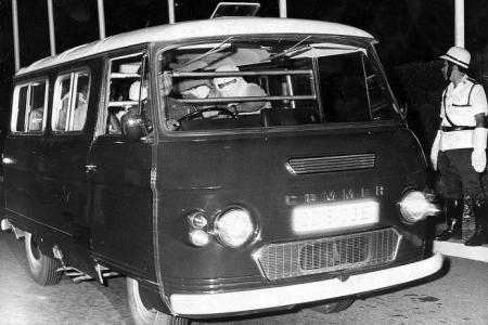 Last days of the Laju hijack
