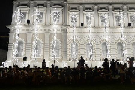 A feast for the senses at the Singapore Night Festival