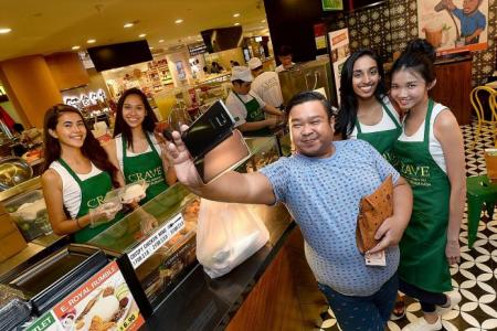 TNP New Face contestants raise funds for charity