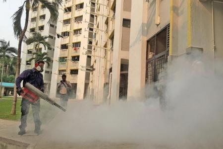 Zika in Singapore: Clinic in Aljunied raised alert
