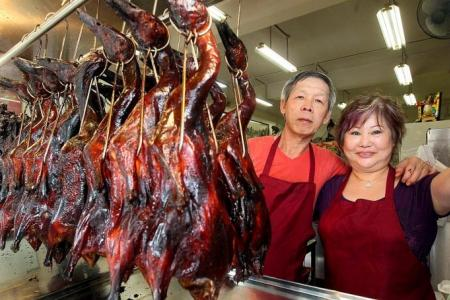 Roast meat sellers duck $55,000 tax