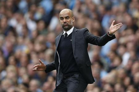 How Pep's City revolution is taking shape