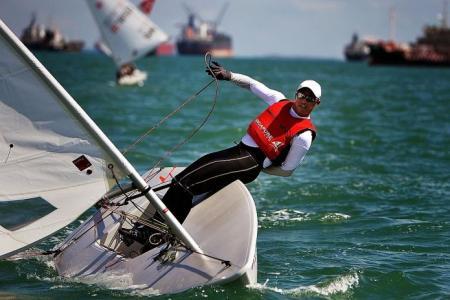 Cheng keen to mentor young sailors