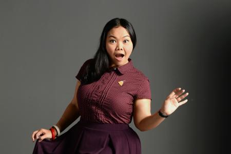 Siti Khalijah has a surprise up her sleeve