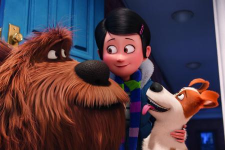 Win The Secret Life Of Pets movie goodies