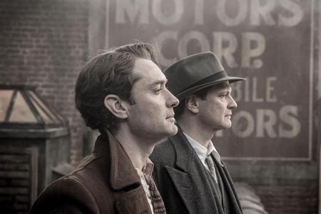 Movie Review: Genius (PG)